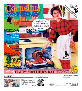 Cornelius Today - May 2015 Online Back Issue