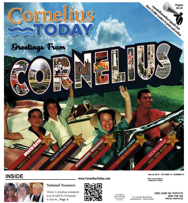 Cornelius Today - March 2014 Back Issue