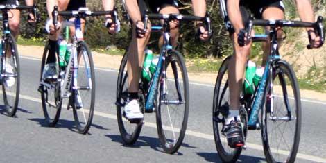 Bike!Cornelius looking at bike issues
