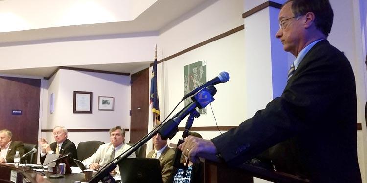 Sen. Tarte says Davidson toll resolution is helpful